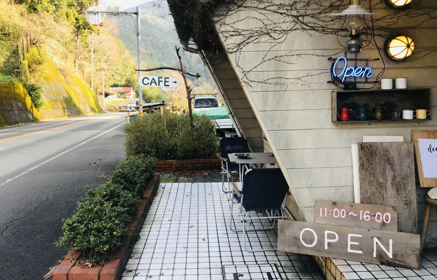 【高知偶遇好店】彷彿來到北歐!樸實無造作的手作甜點咖啡店「大田口カフェ」