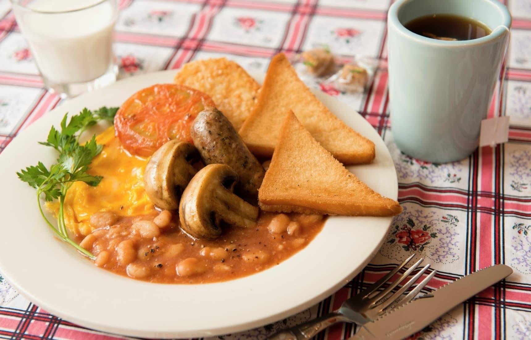 是吐司?是早餐?還是日本茶?東京必訪的3間輕食主題咖啡廳