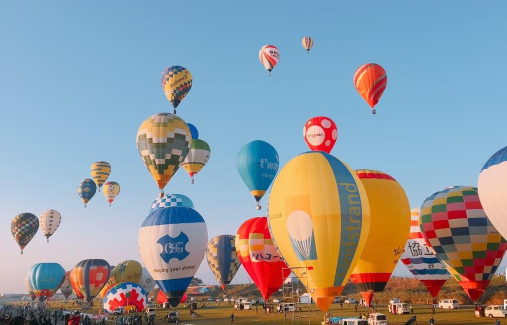 【佐賀自由行】清晨限定的幸福!佐賀國際熱氣球嘉年華即將開跑