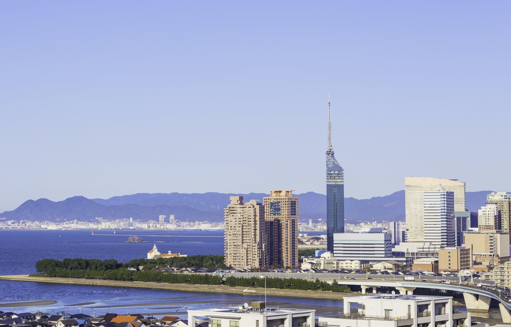 แนะนำ 10 ที่เที่ยวในฟุกุโอกะ (Fukuoka)