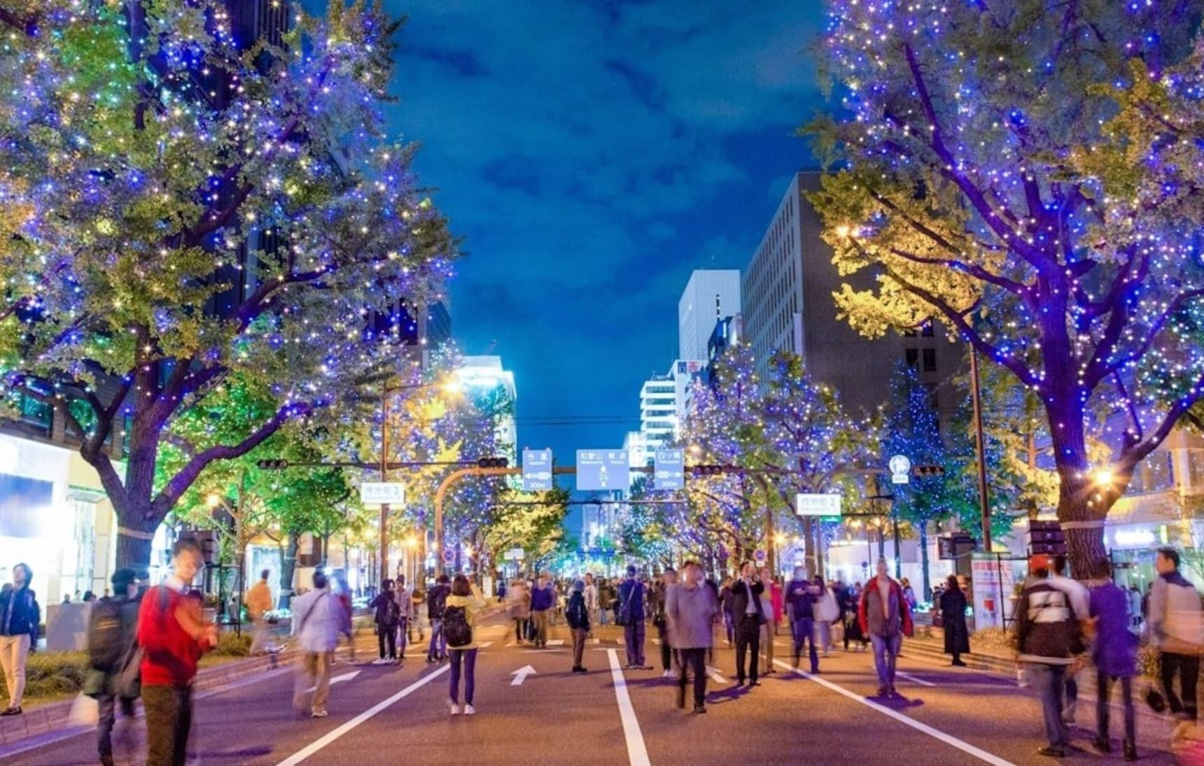 2019-20日本聖誕燈飾大賞TOP20|冬天就是要讓燈飾溫暖你的心(內文資訊持續更新中)