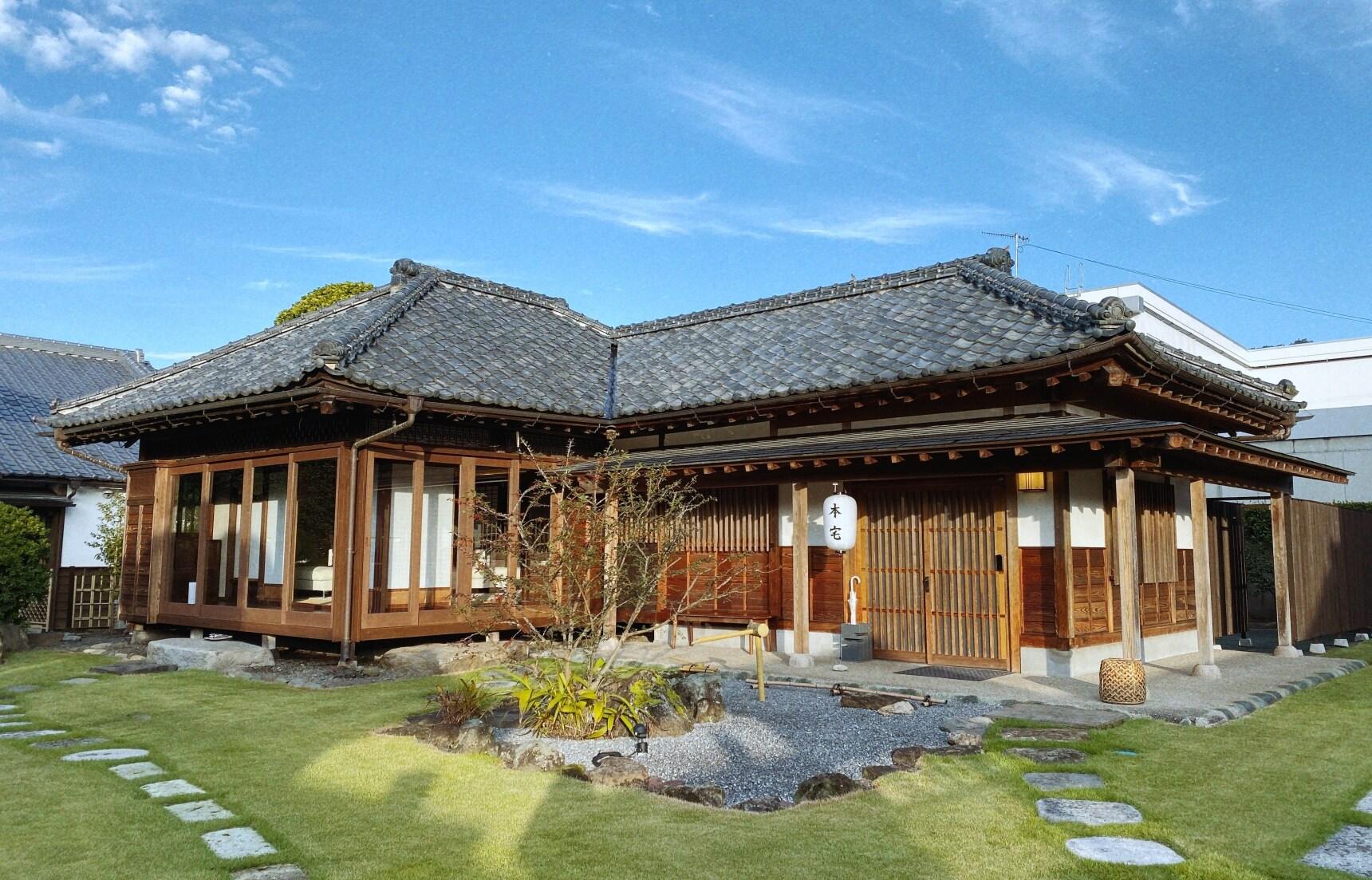 到「那珂川町」體驗不一樣的農村生活!栃木200年老屋「飯塚邸」入住體驗