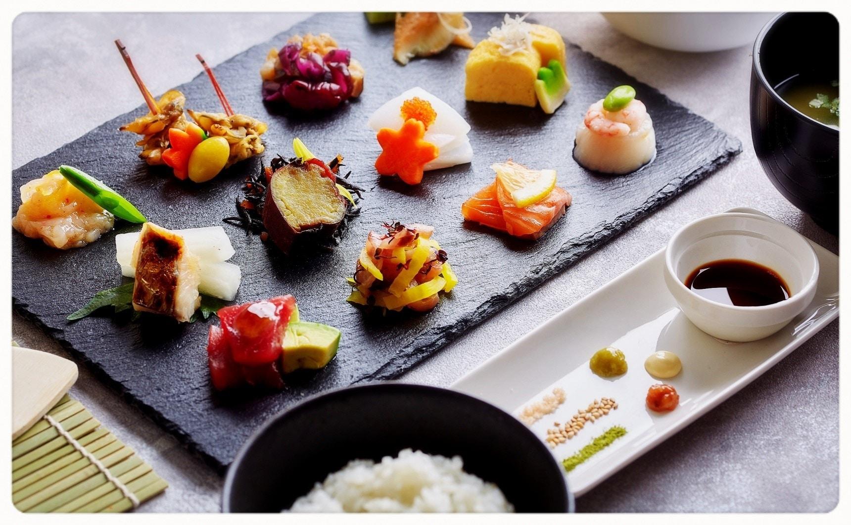 顛覆想像的和食體驗!串起淺草在地傳統文化的「和色」