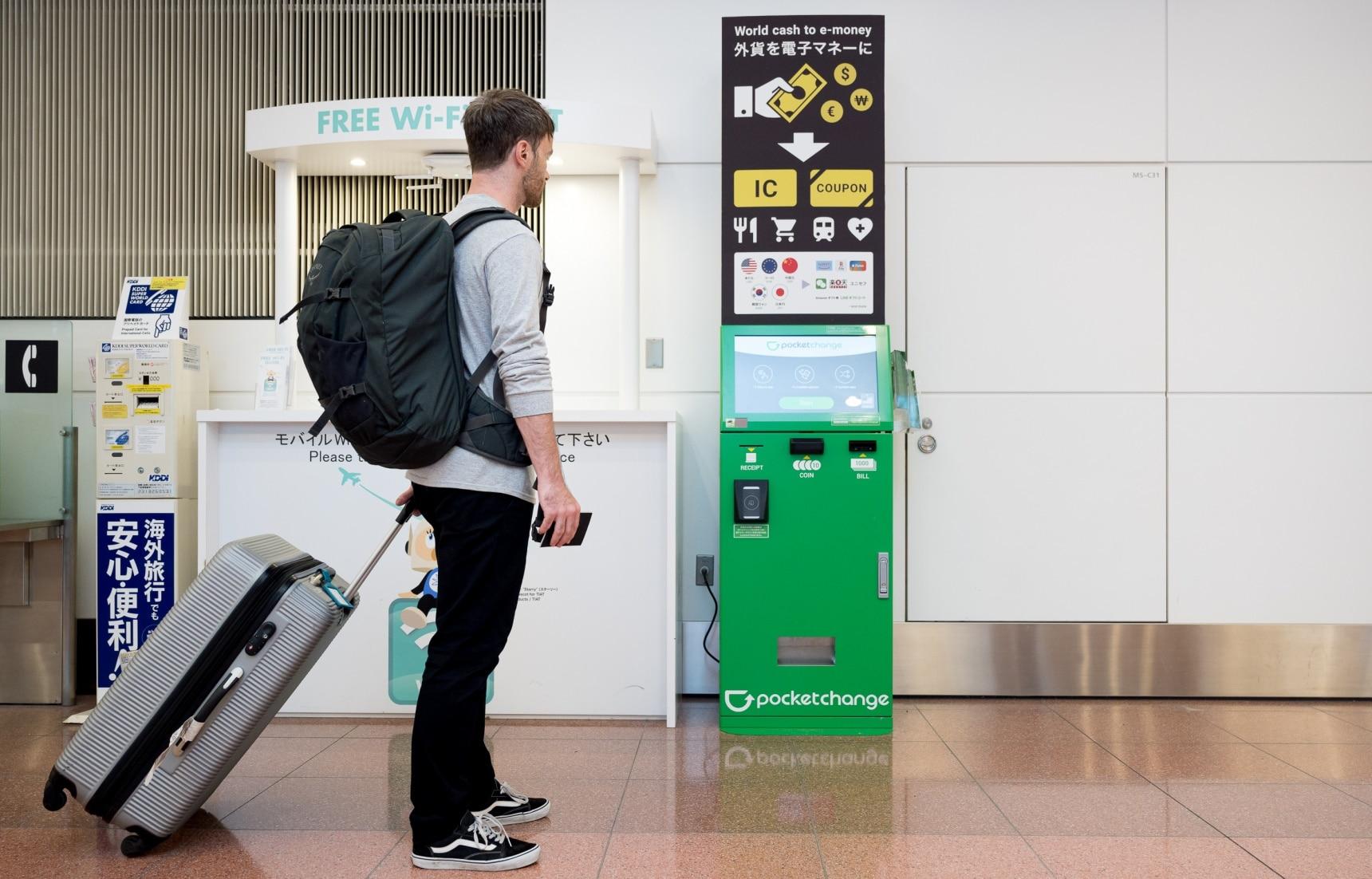 Pocket Change: The Money Travel Hack Machine