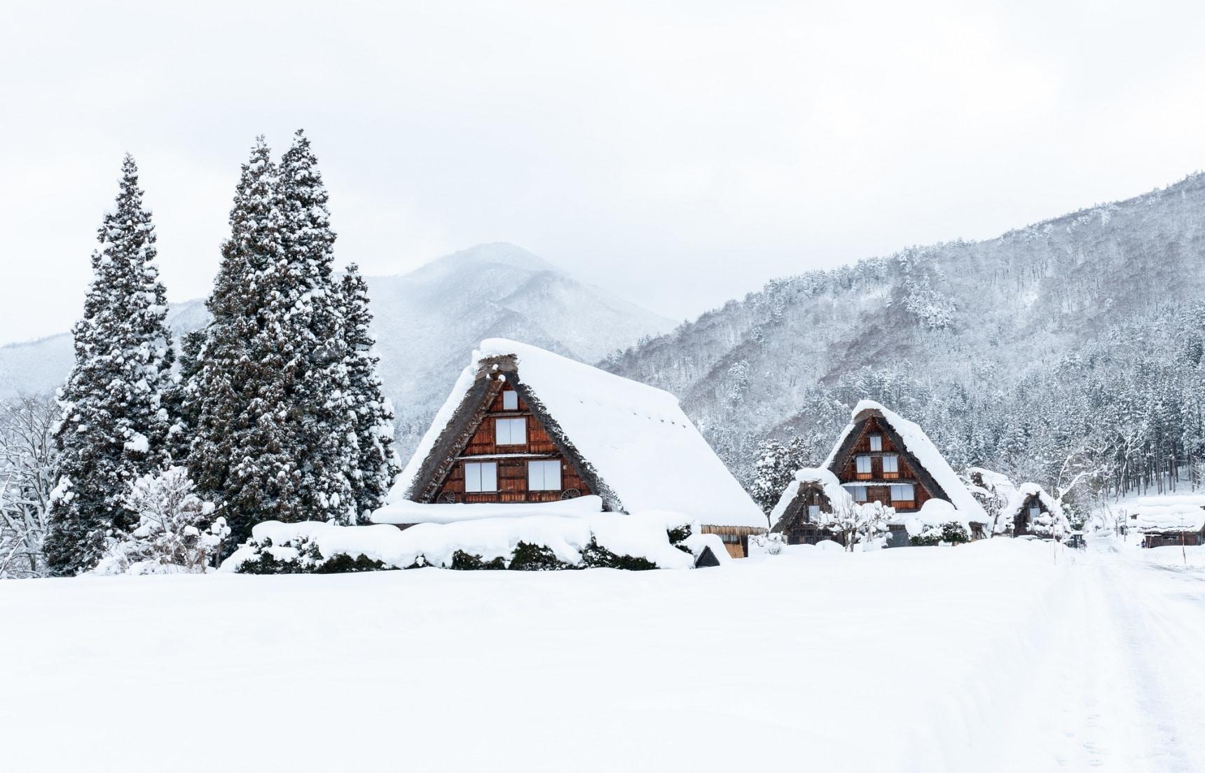 【日語好好玩】姿態萬千的「雪」日語