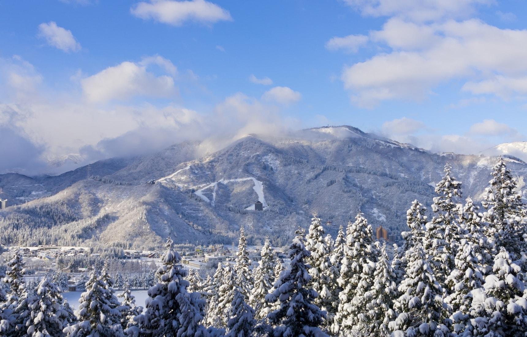 【新潟】探訪川端康成《雪國》中的美景
