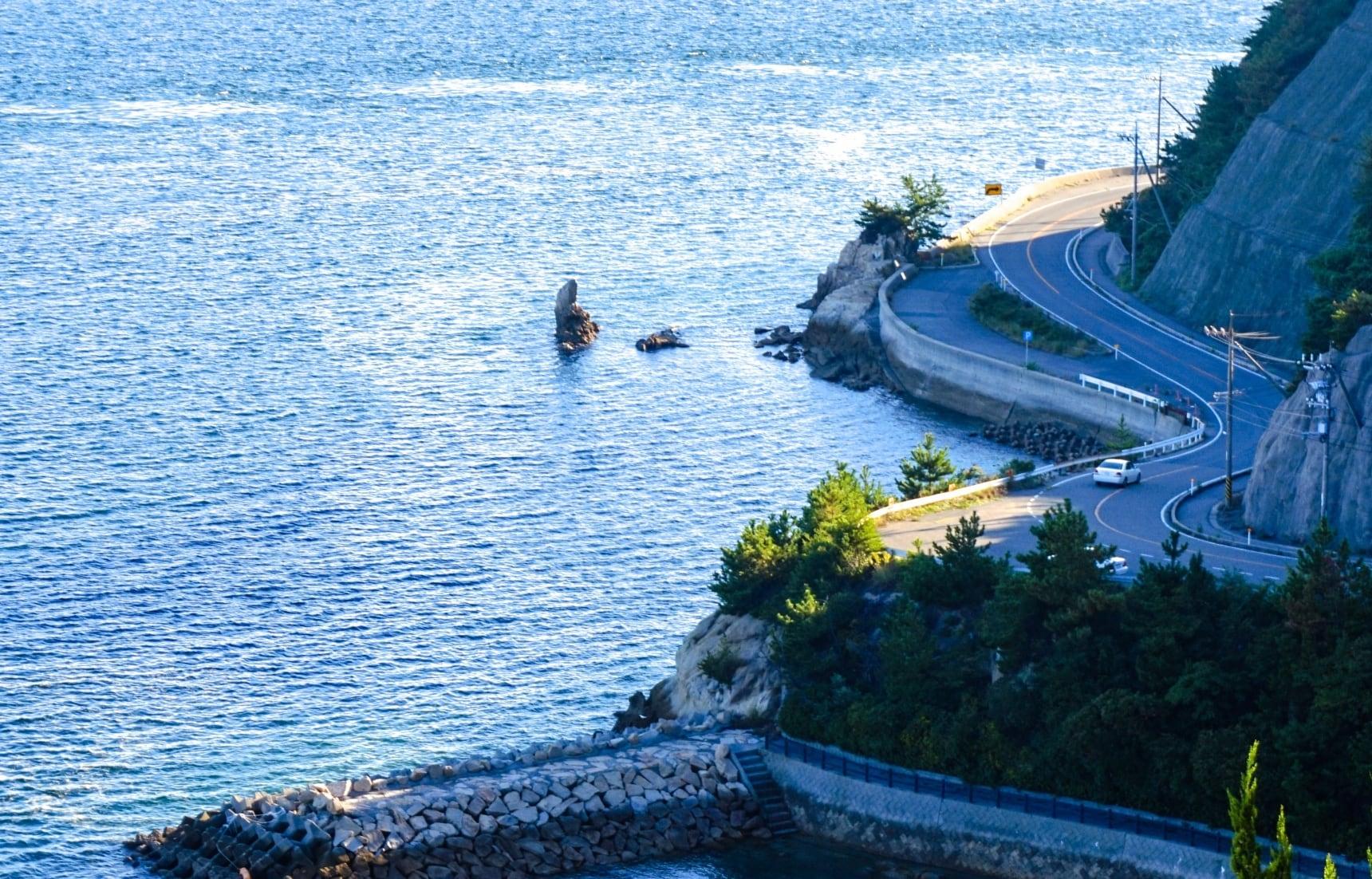 跟著松本潤到廣島「大崎上島」慢遊 大啖生蠔