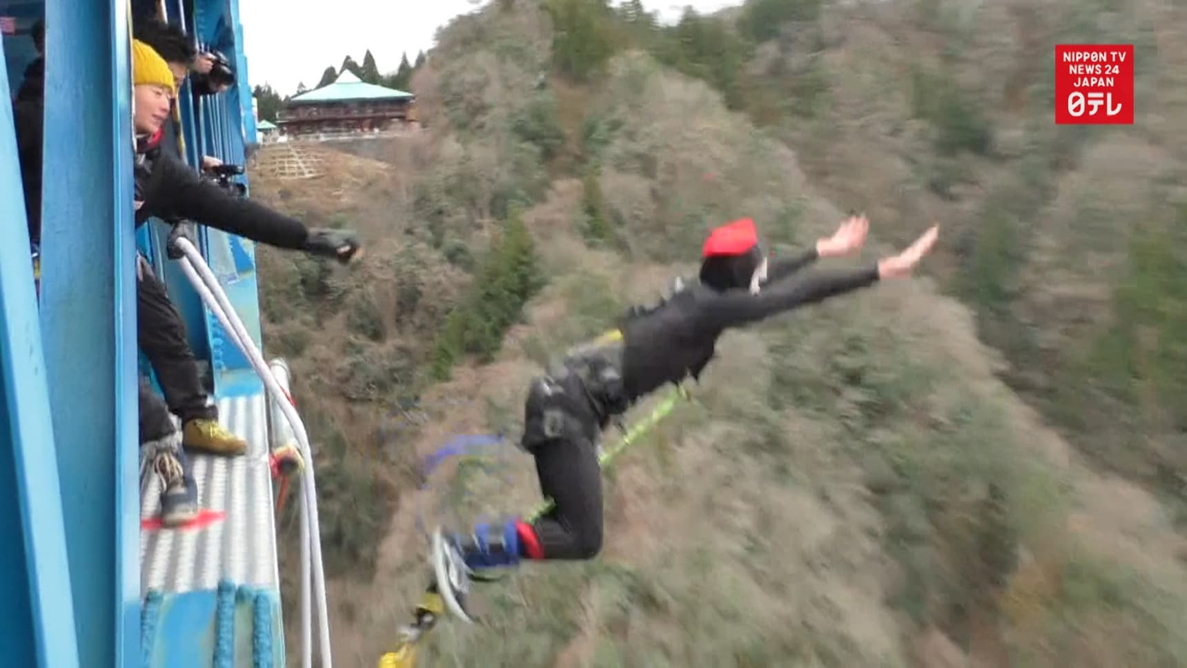 Bungee Jumping into Adulthood