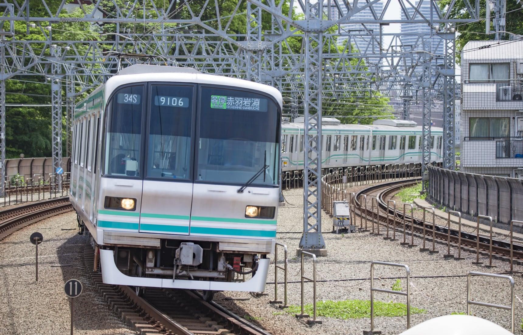 ลุยที่เที่ยวติดรถไฟสาย Namboku Line