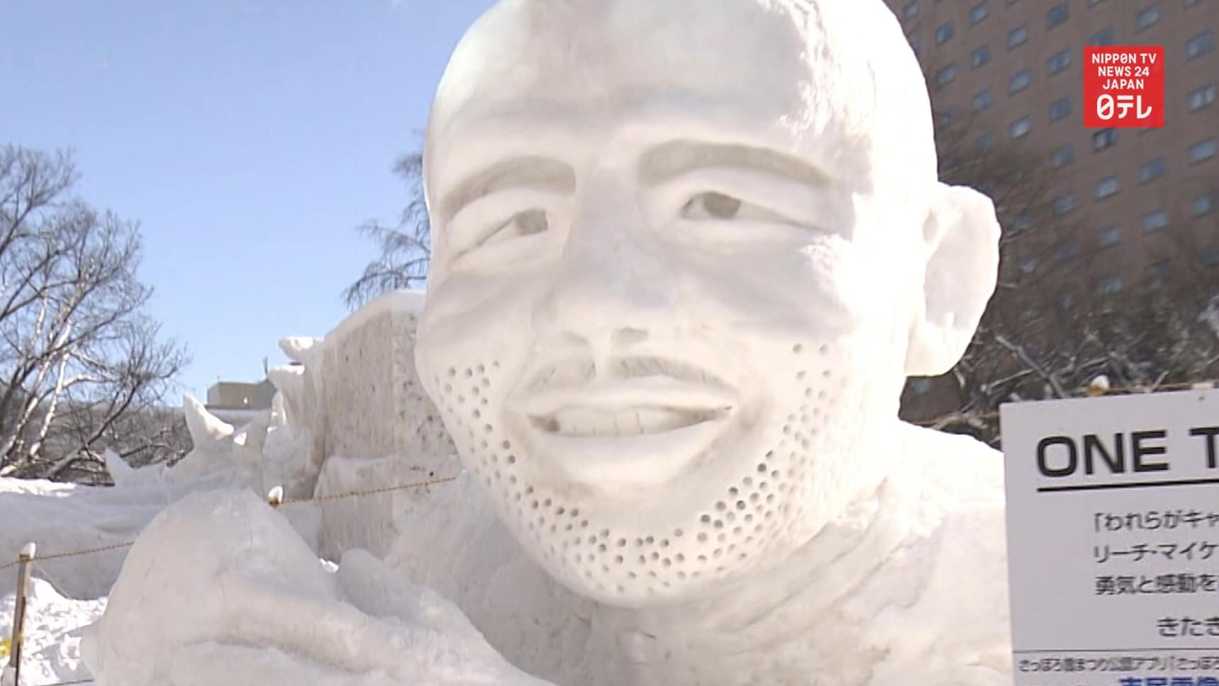 Chill at the 71st Annual Sapporo Snow Festival