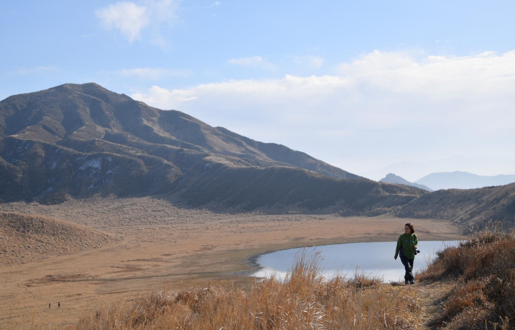 日本自成一格的小天地「阿蘇九重國家公園」