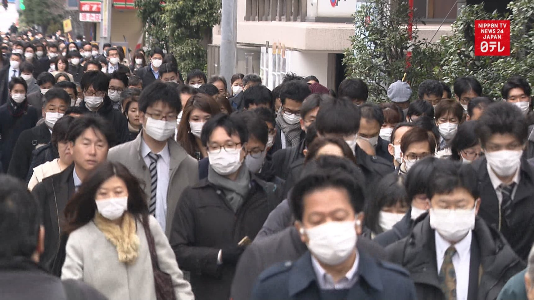 Japan Banned Resale of Masks at High Prices