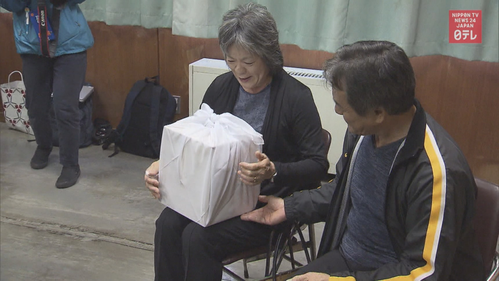 A Reunion 9 Years After Tohoku Earthquake