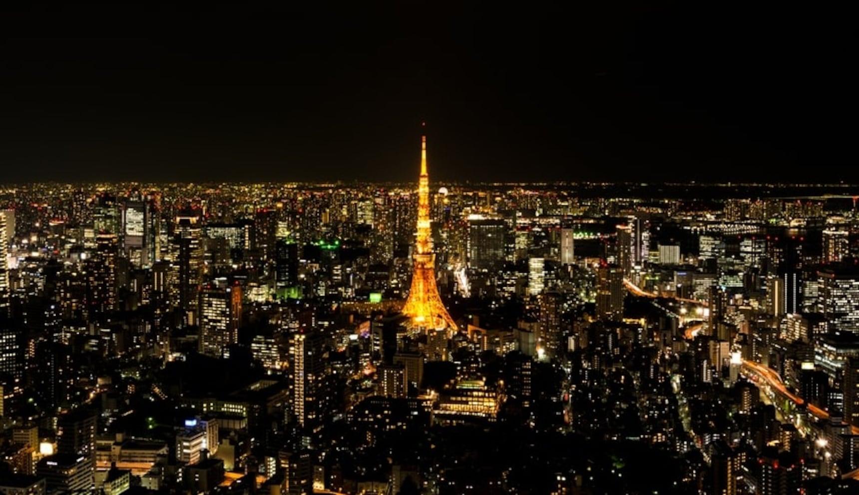 Top 10 Rooftop Bars In Tokyo