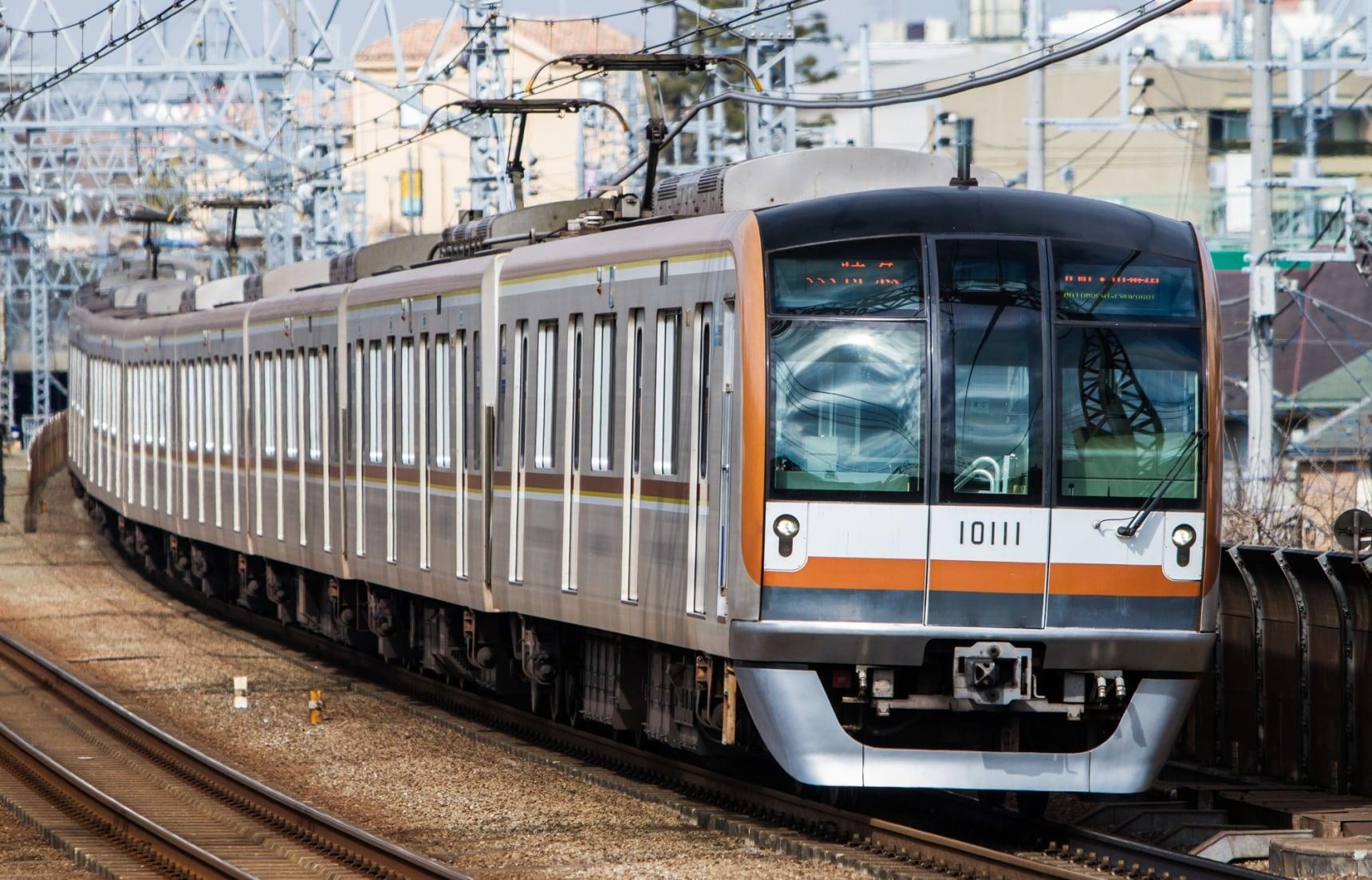 ลุยที่เที่ยวติดรถไฟสาย Fukutoshin
