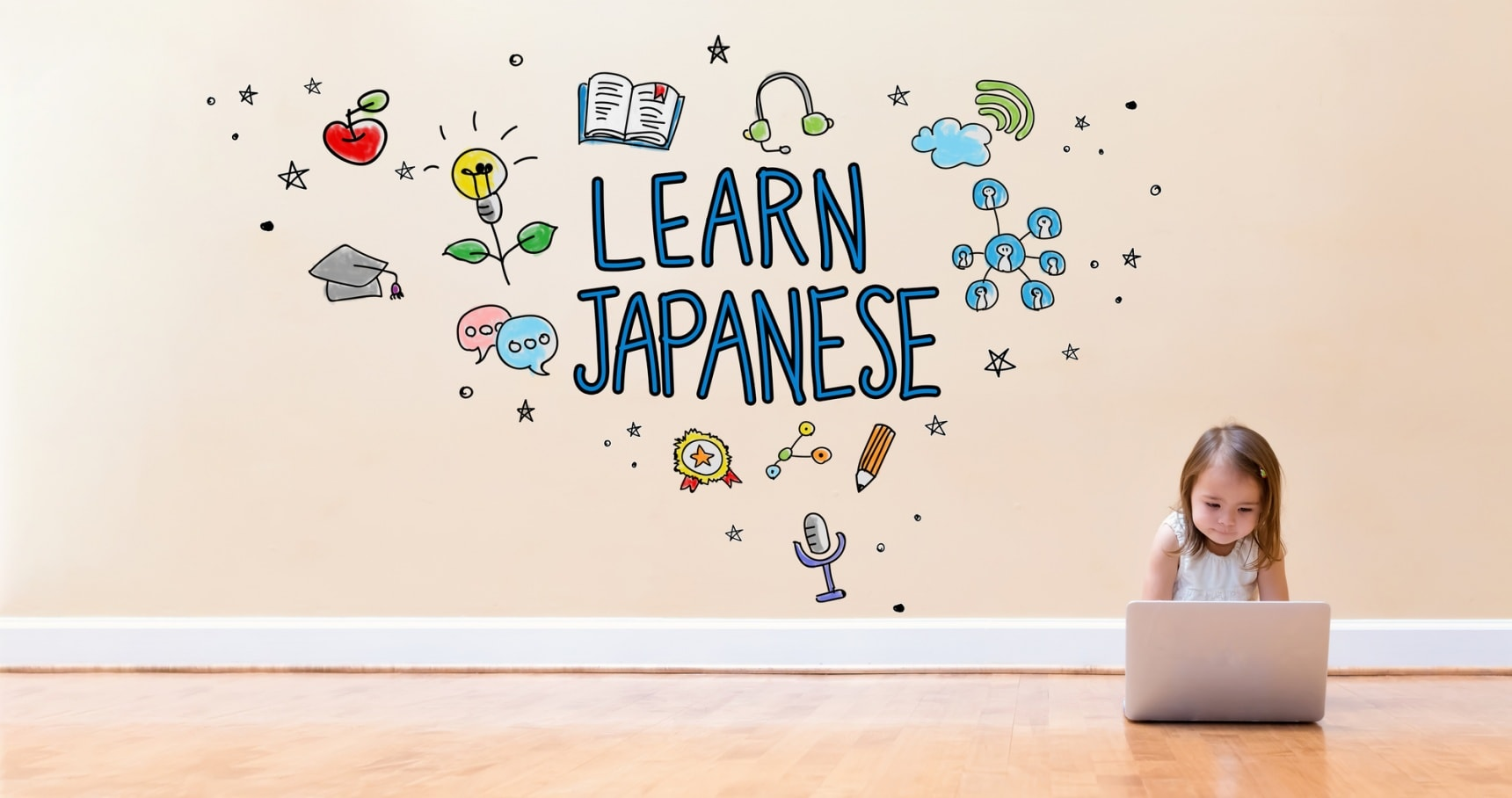 Studying Japanese at Home