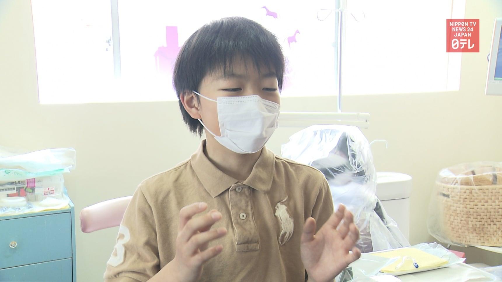 6th Grader Makes & Donates Face Shields