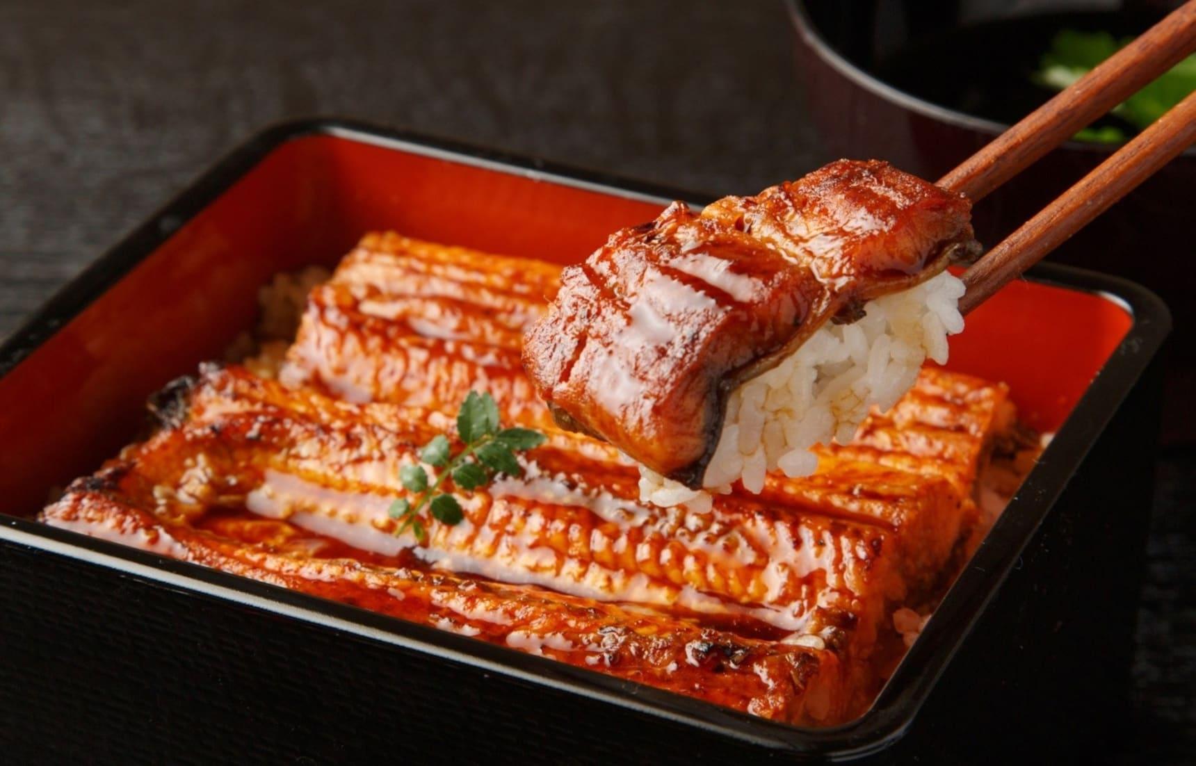 """【日本美食】夏天来啦~ 迎接""""土用丑日"""",吃养生又美味的鳗鱼饭!"""