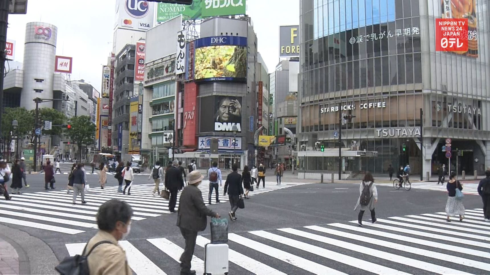 Tokyo Begins to Reopen on May 26