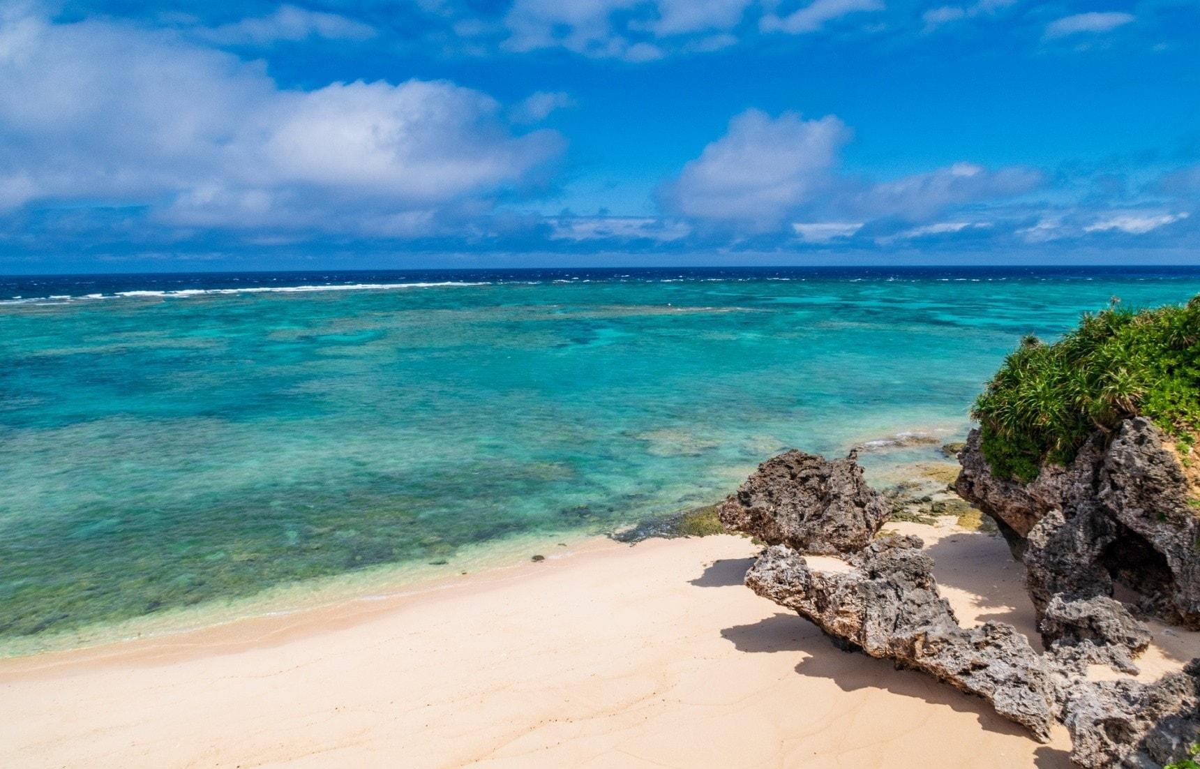 【鹿儿岛】走进南国风渡假胜地「与论岛」 追赶阳光与海滩的夏日步调