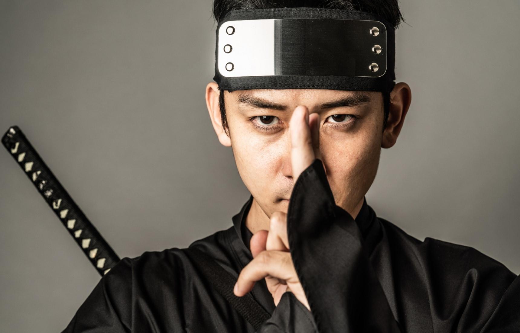 【深度日本】黑夜裡的隱身行者!揭開忍者的六個小秘密