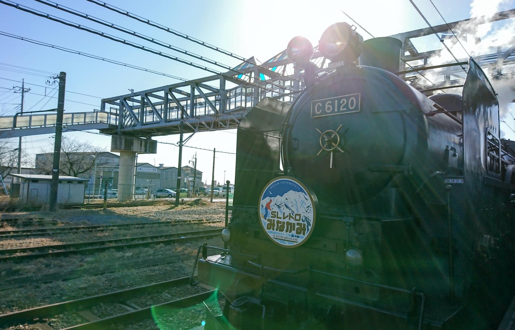 跟著鳴笛聲來趟時光旅行!坐上復古蒸氣火車「SL水上號」遊群馬
