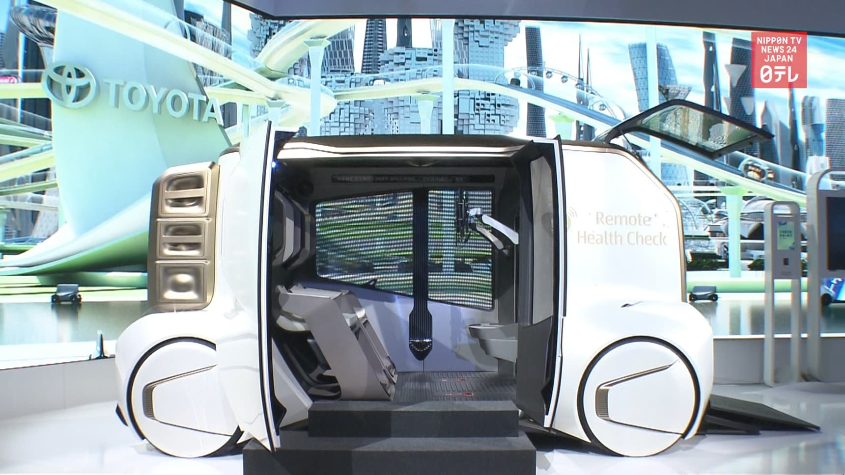 Toyota Invests in Joint Space Venture