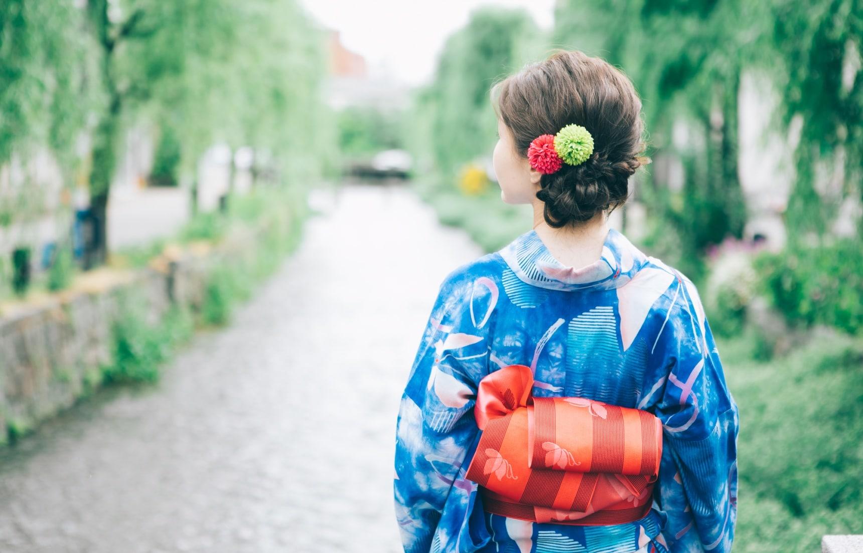 日本浴衣文化知多少?少了花火的渲染,今夏還是要穿上浴衣美一下!