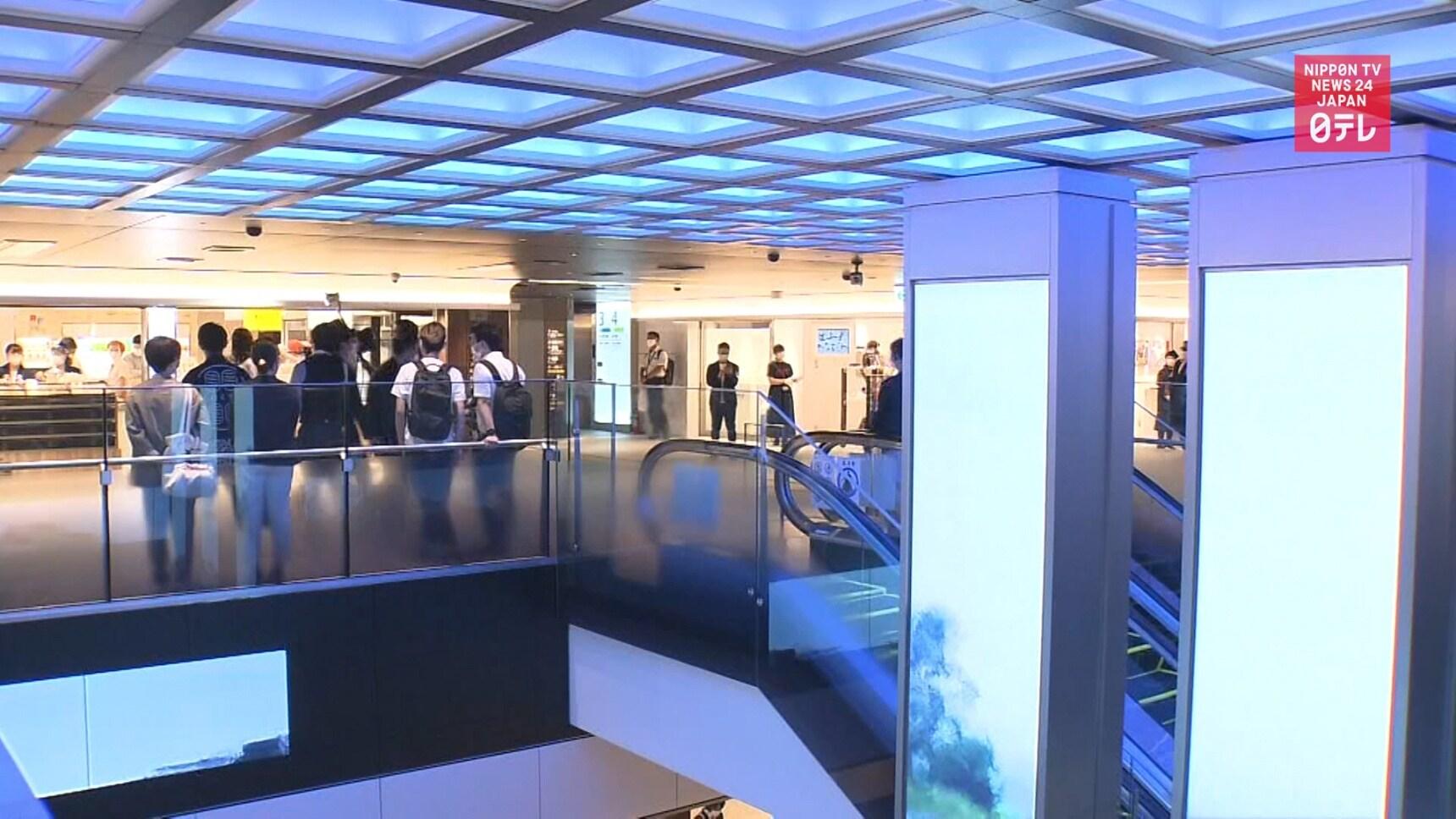 Tokyo Station's New Shopping Center