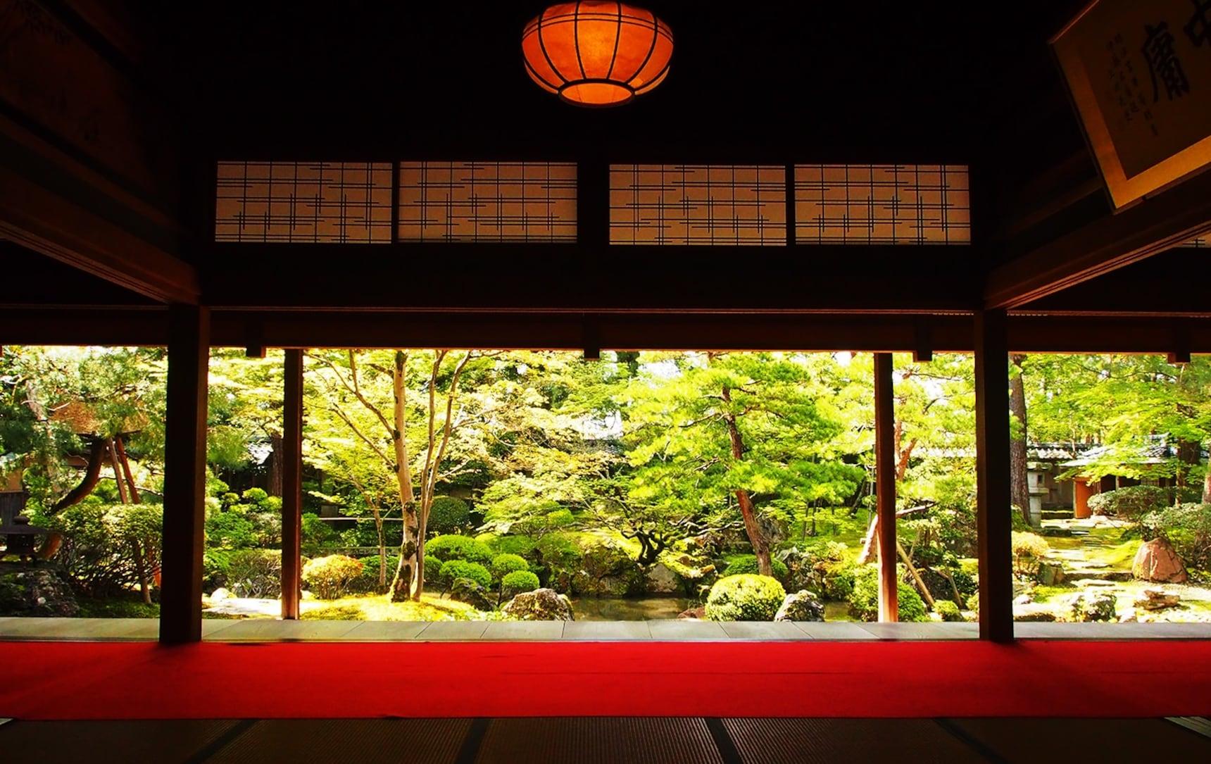 教授带你深度游:见识一下日本大地主的豪宅吧!