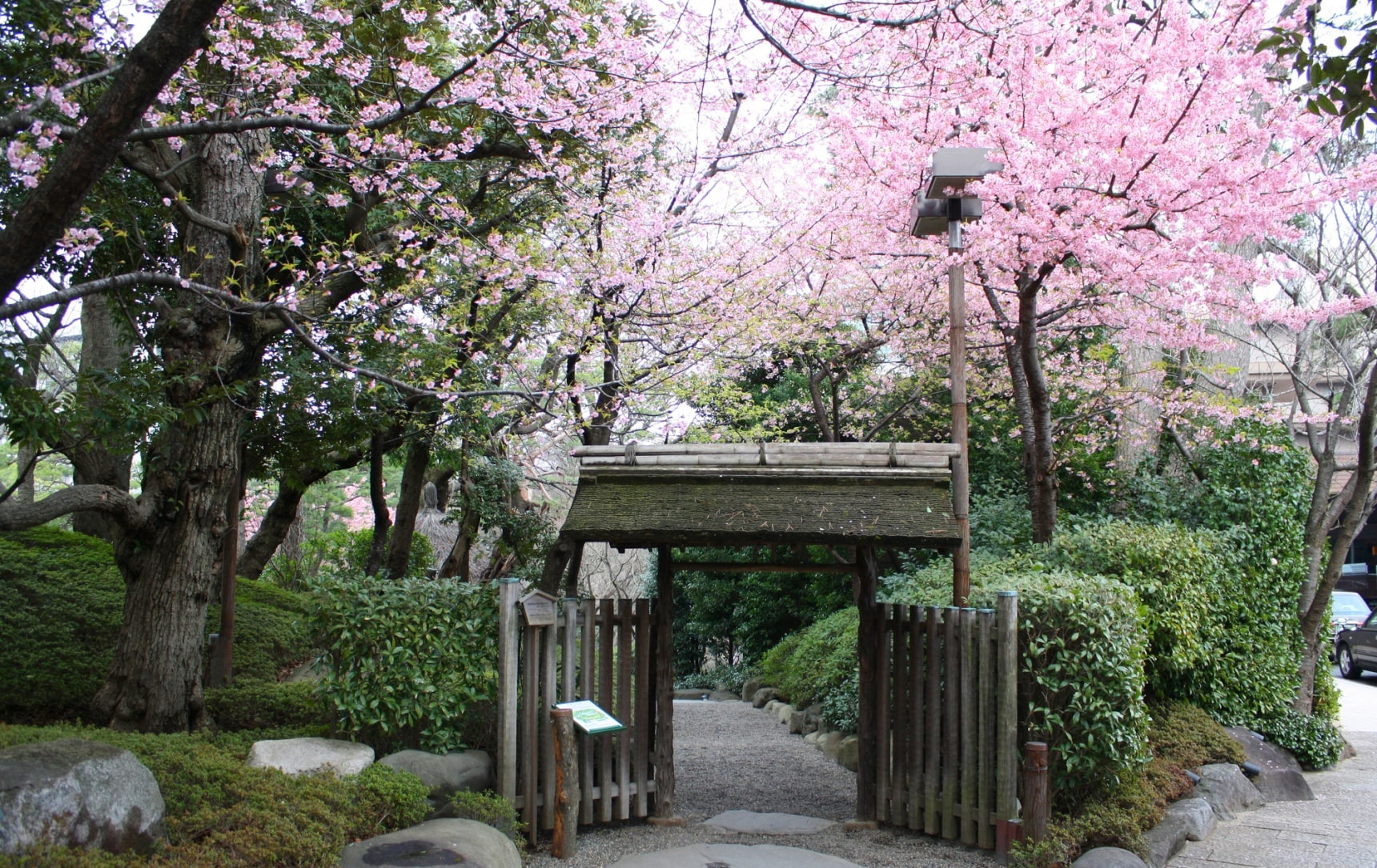 日本东京:不可错过的精致庭园——八芳園