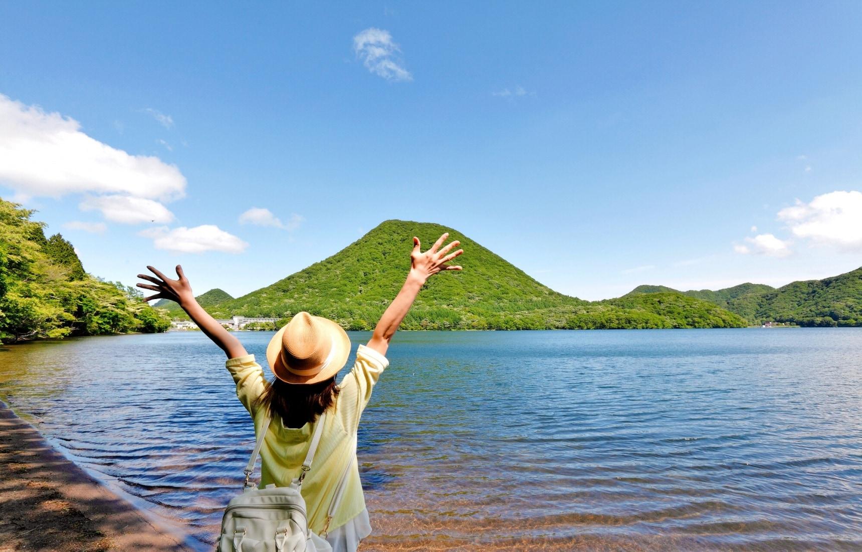 日本群马:朝圣《头文字D》!远离喧嚣的榛名山・榛名湖休闲之旅