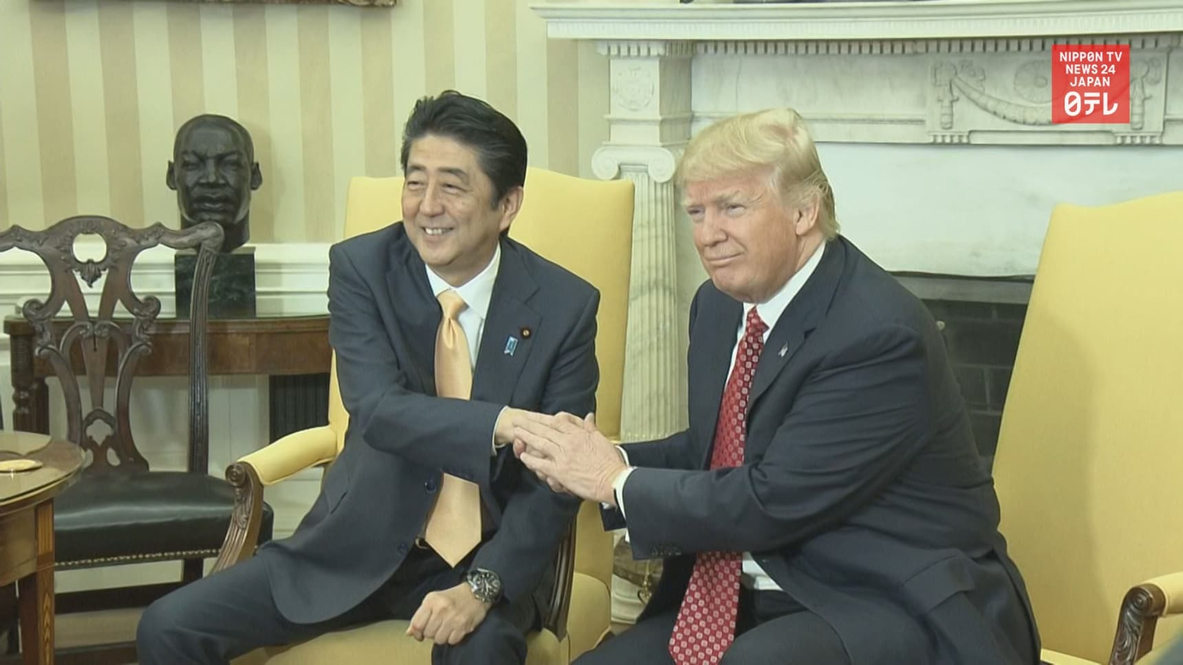 A Quick Look at Abe's Diplomatic Prowess