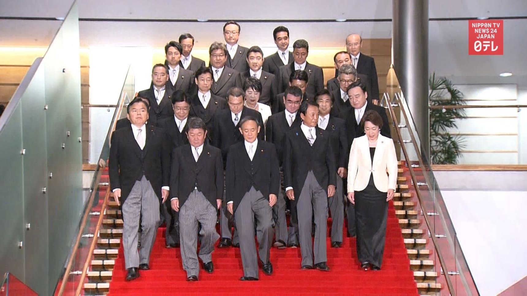 Prime Minister Suga's Plans for Japan