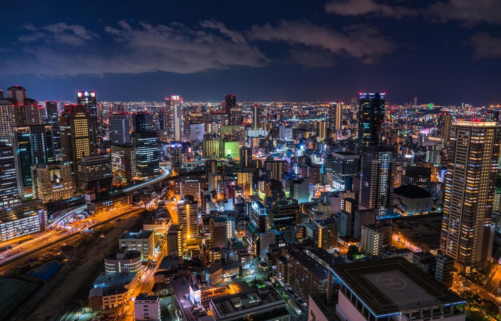 Osaka: 7 Best Neighborhoods for Your Stay