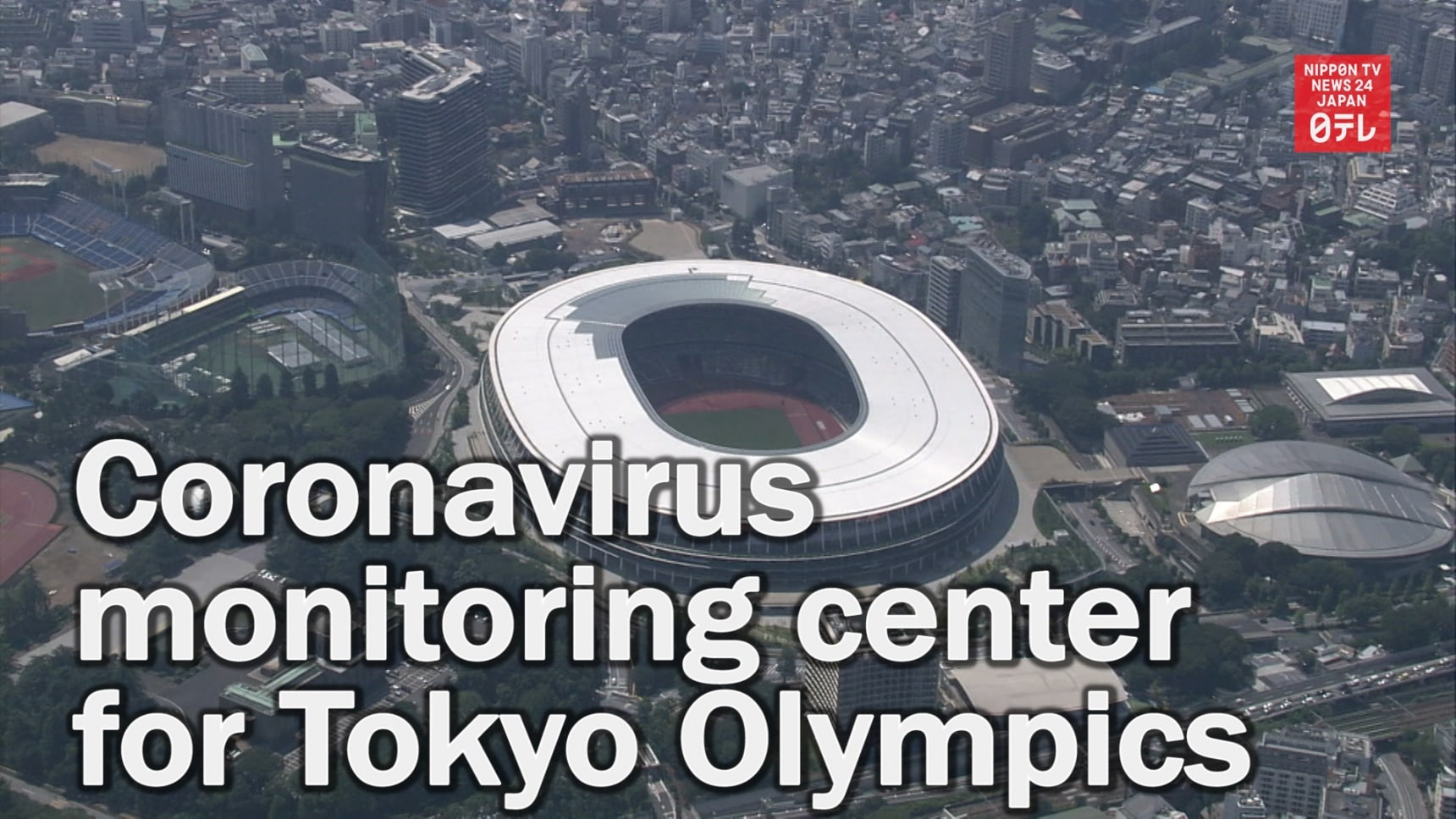 2020 Olympics Coronavirus Monitoring Center