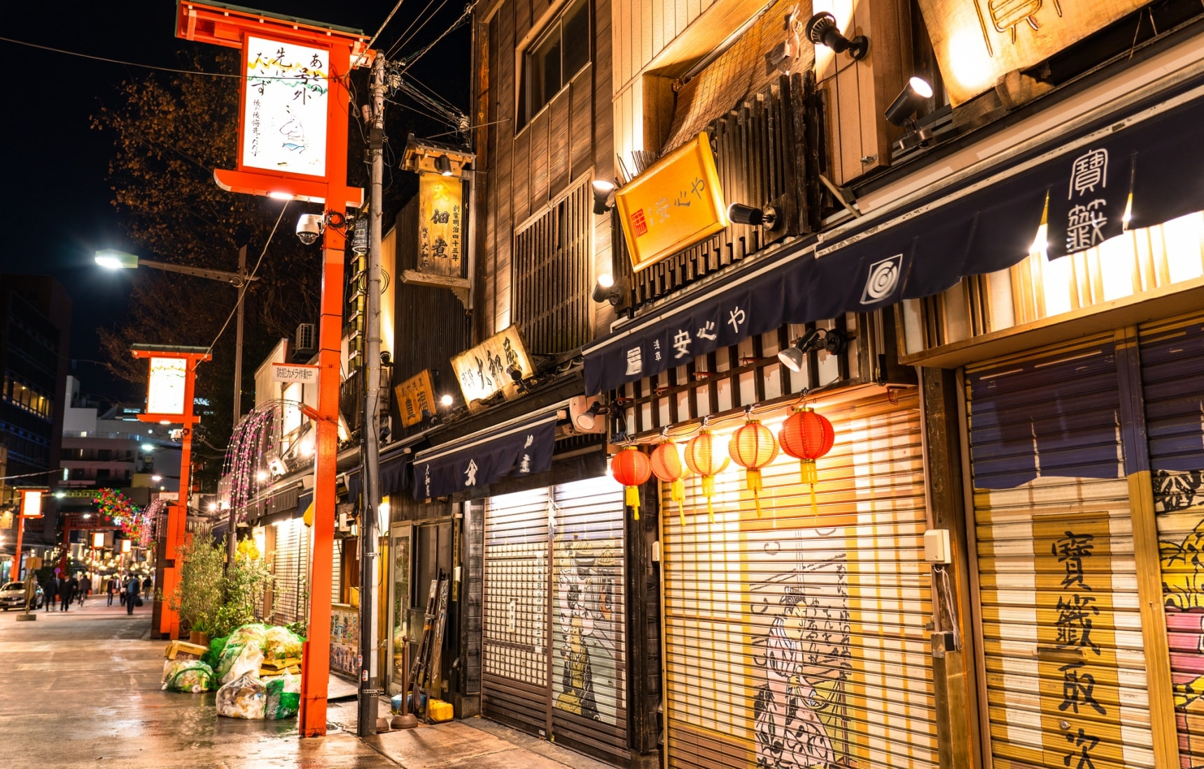 Buying Old Tokyo: Asakusa, Jinbocho and Nakano