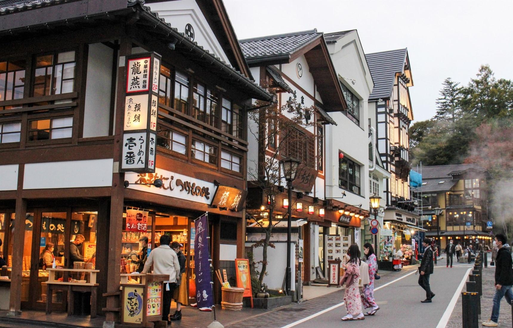 Gunma: A Cultural & Culinary Hotspot