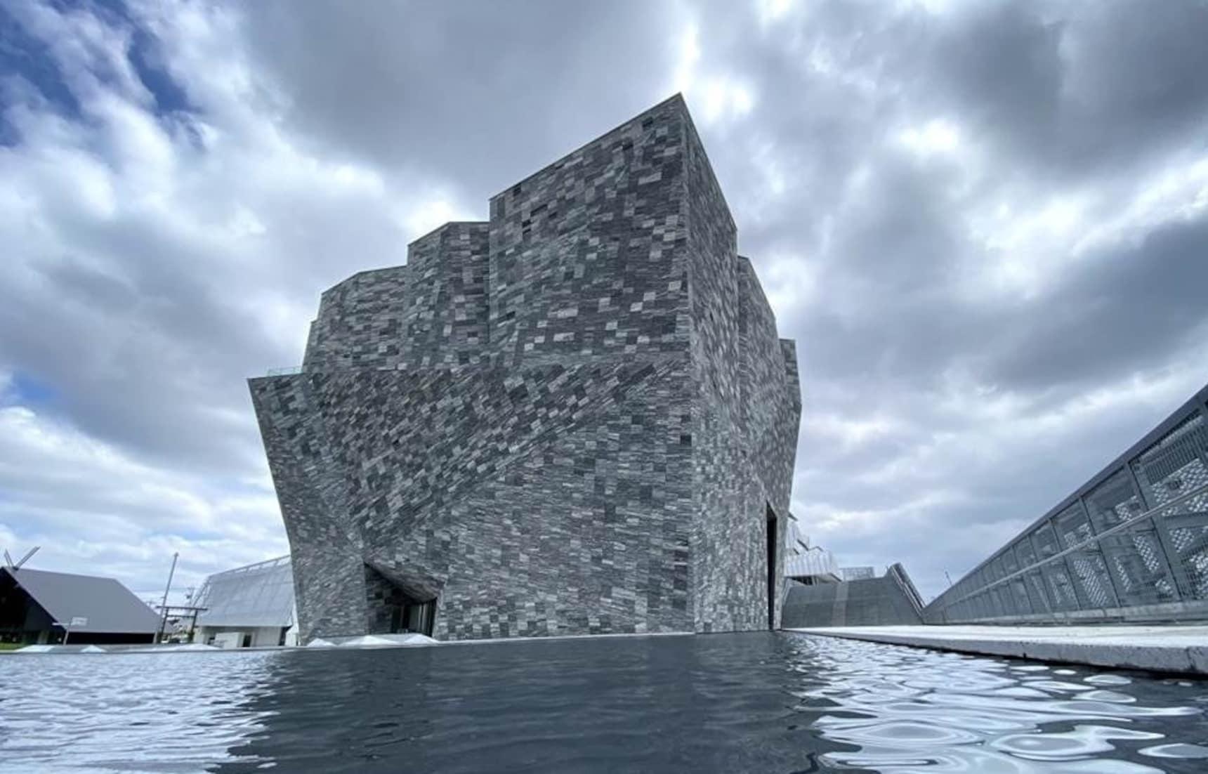 【日本新景點】複合式文化新場域「角川武藏野博物館」