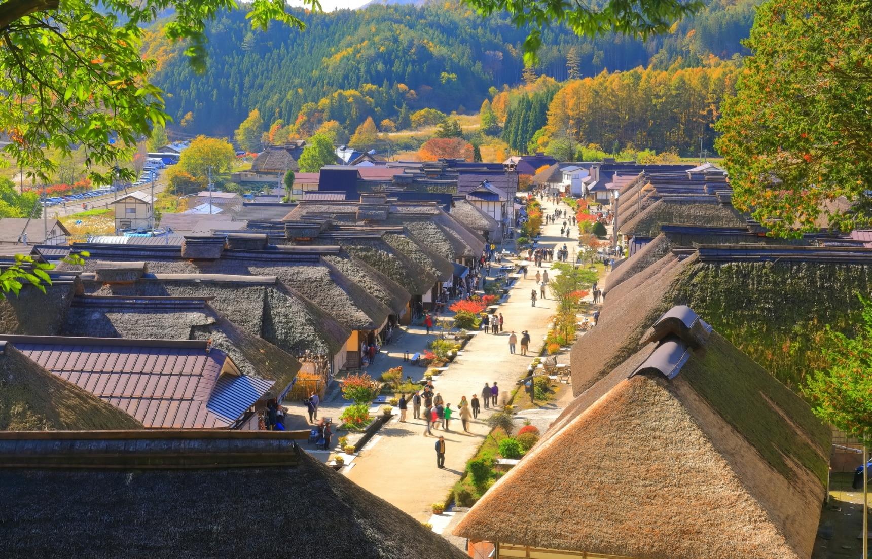 有如尋寶之旅的日本東北四日遊