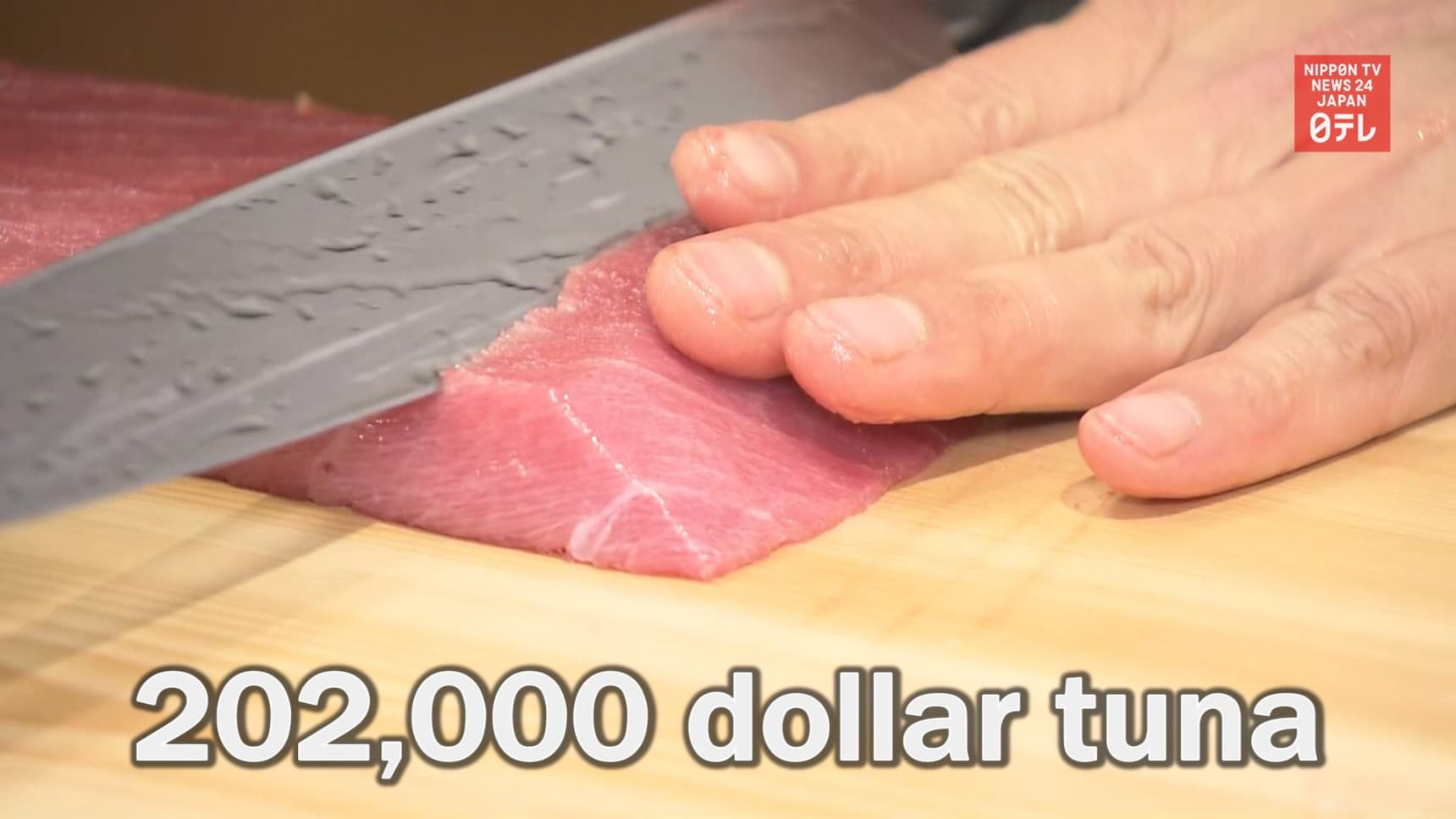 Feeling Hungry? How about a US$200k Tuna?
