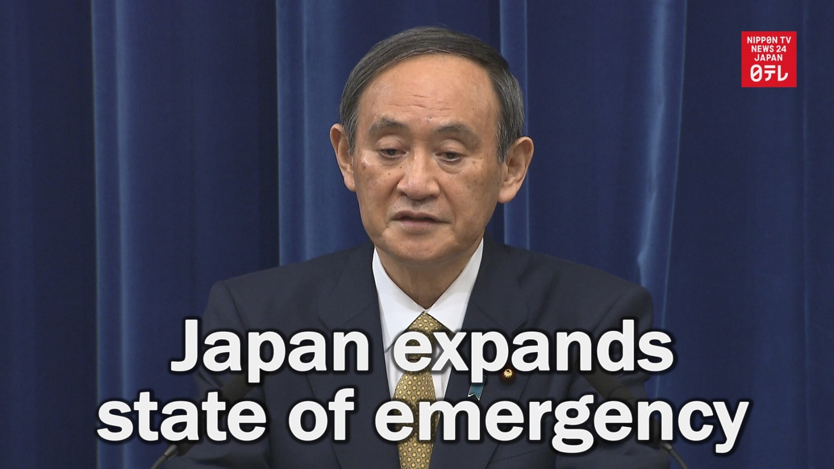Japan Expands State of Emergency