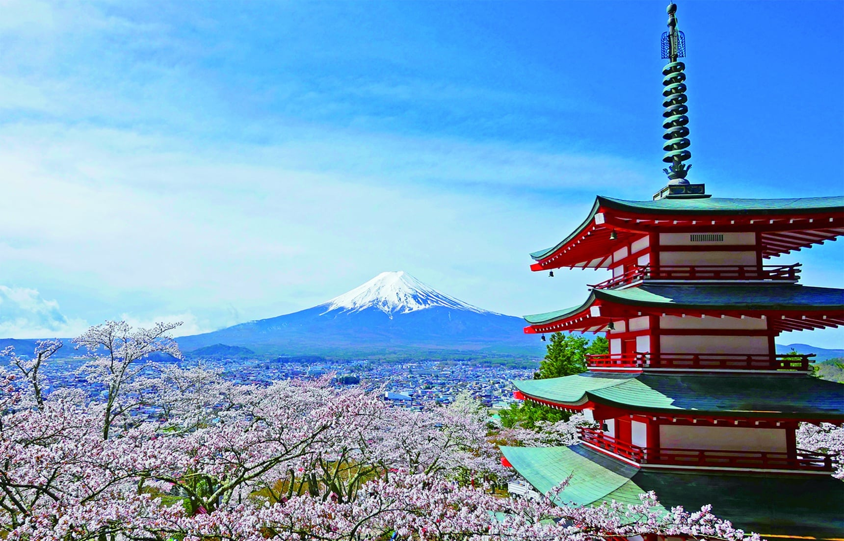 Discover Gems of Japan in the Mount Fuji Area