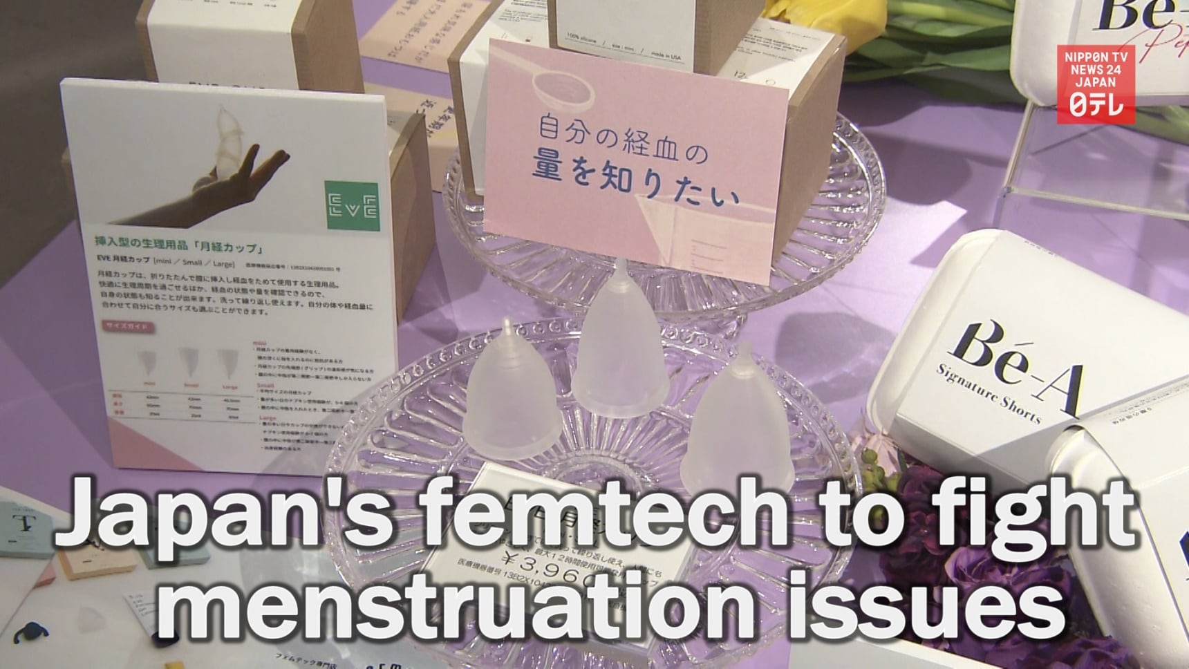 Femtech to Fight Menstruation Issues