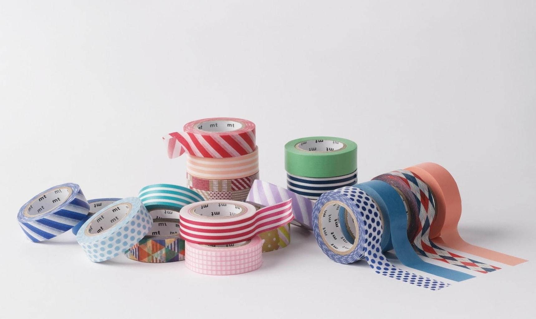 日本购物:文具控必看!十款最具人气的日本纸胶带,你心动了吗?