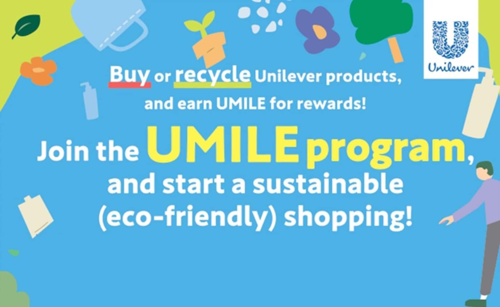 Unilever Japan Expands Recycle Program