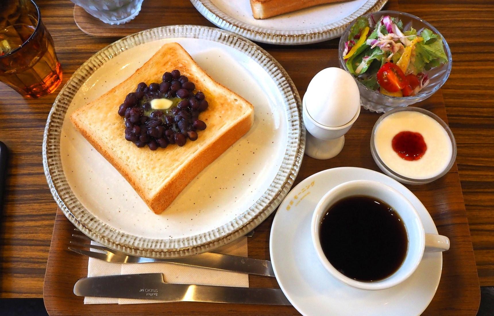 【愛知美食】點咖啡送早餐!超划算名古屋咖啡廳早餐5選