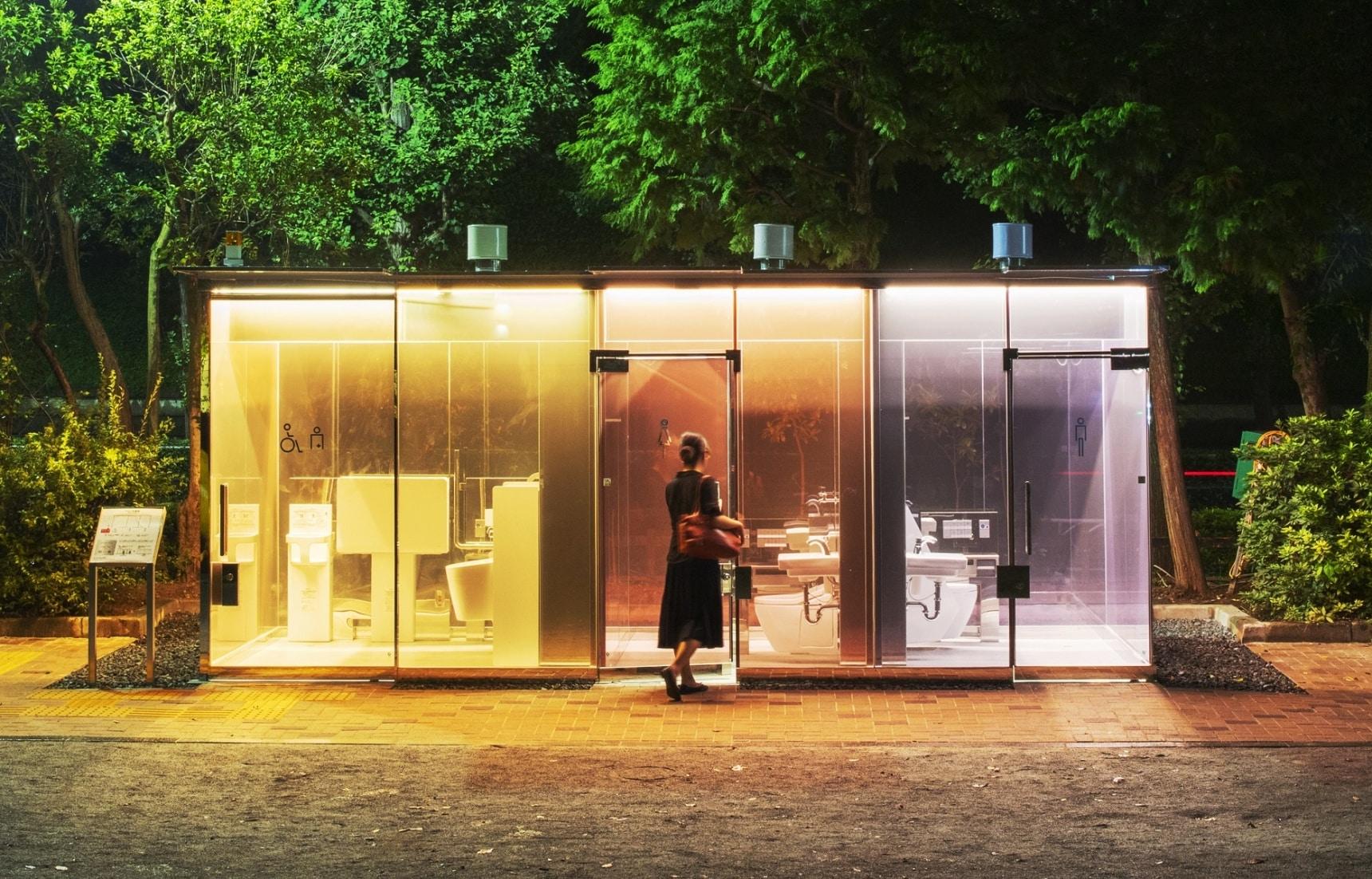 日本おもてなし再升級!東京澀谷公廁「THE TOKYO TOILET」新面貌