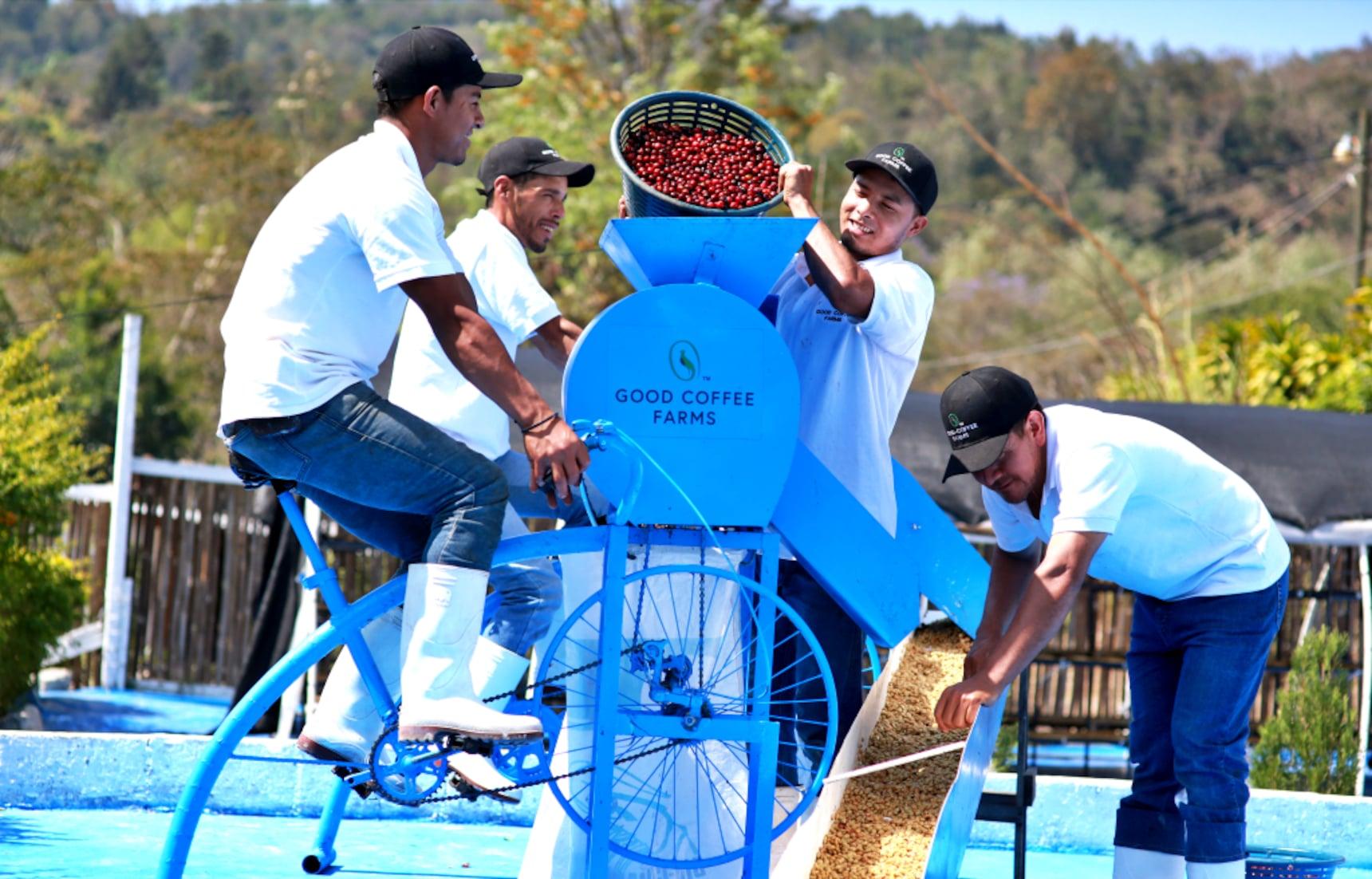 【日本話題】友善環境的腳踏車咖啡「GOOD COFFEE FARMS」