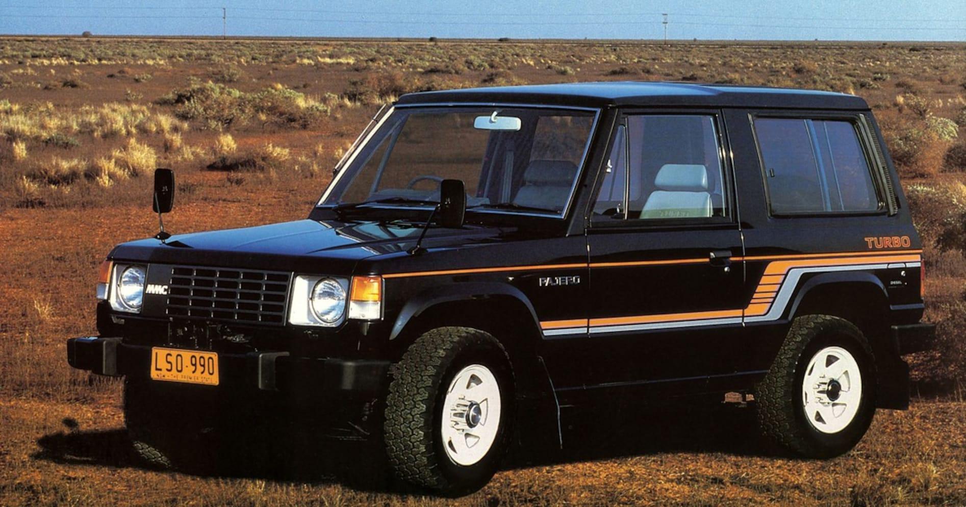 【中年名車図鑑】「ヨンク」の代名詞として、SUVの魅力を日本に知らしめた1台